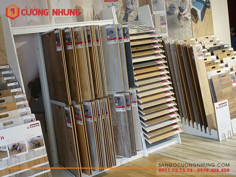 Thương hiệu sàn gỗ Egger - sàn gỗ sài phổ biến trên toàn thế giới